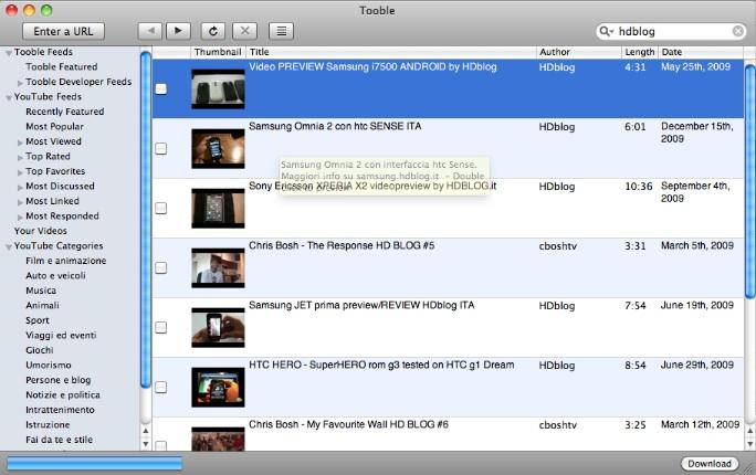 Programma Per Video Da Youtube Mac