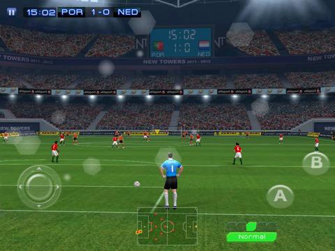 Real Football 2011 HD per iPad